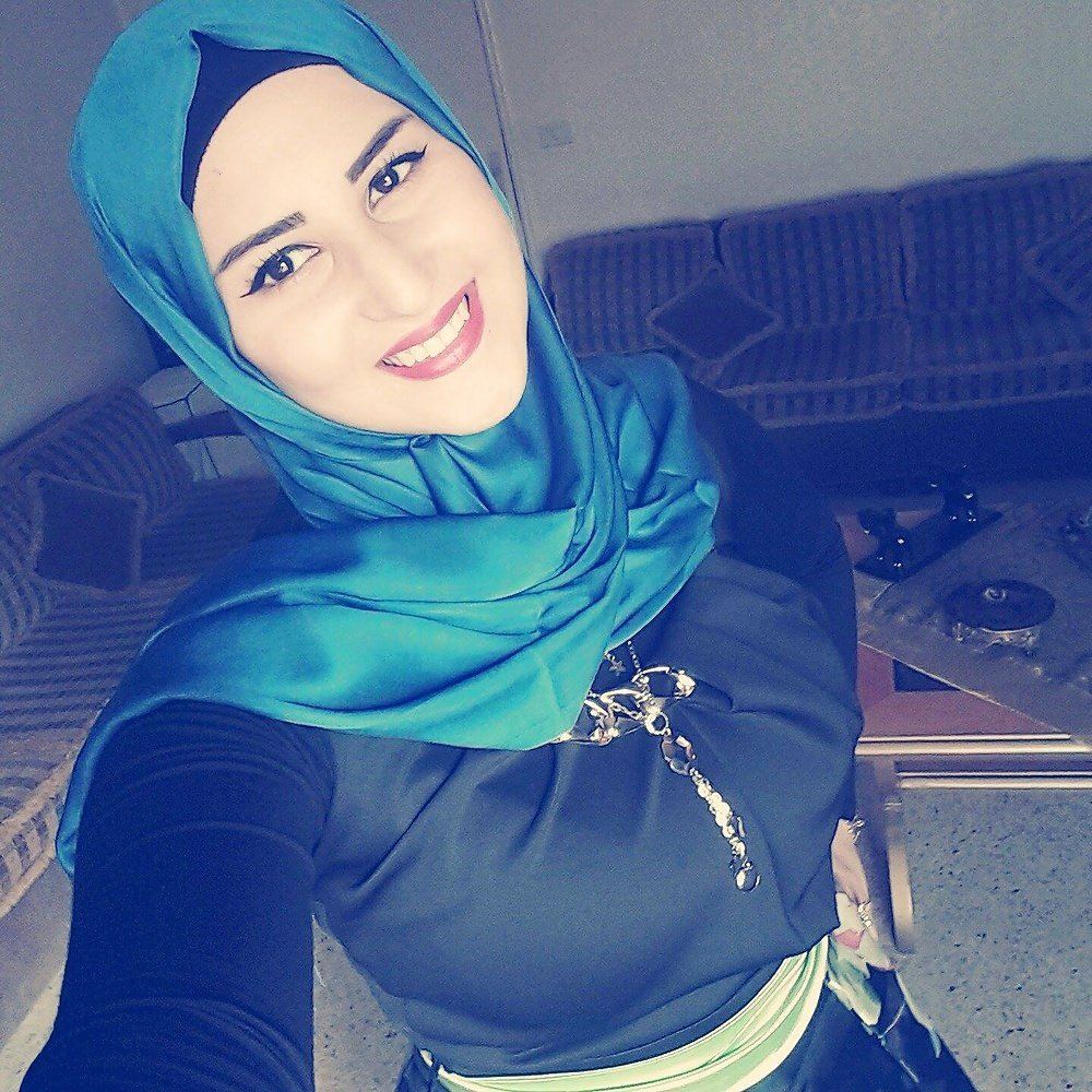 Hijab teen clip