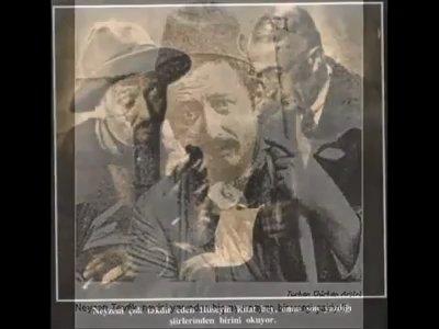 Neyzen Tevfik Mecnun şiiri 18 Küfürlü Video Izle Indir
