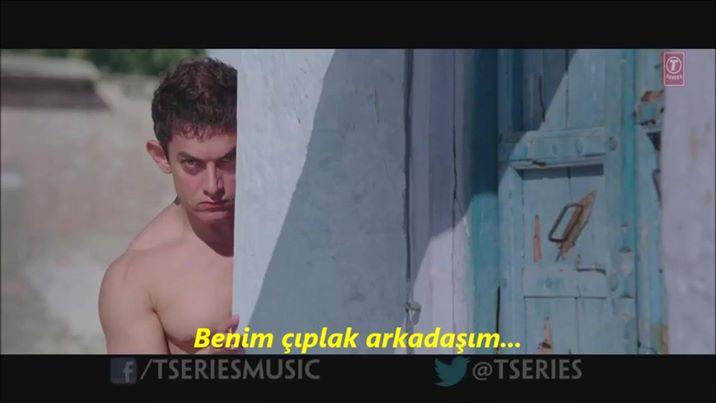 Pk Filminin Nanga Punga Dost Klibi Türkçe Altyazılı Video Izle