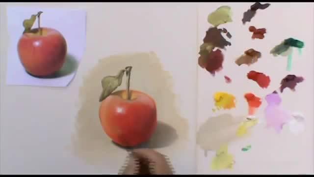 Realist Elma Boyama Video Izle Indir Videoindirelimcom
