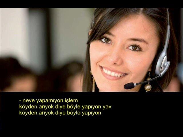 Türkcell Müşteri Hizmetleri Hq Video Izle Indir