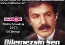 FeRdİ  TaYfUr -  BiLeMeZsİn  SeN  ...