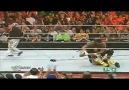 Rey Mysterio ve Triple H, Cm Punk'ın Saçını Kesiyor [19 Ni... [HQ]