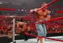 Armageddon 2008 - John Cena vs. Chris Jericho [HQ]