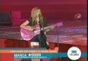 Avril Lavigne - Girlfriend @ TELETON 05.12.2009