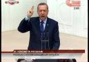 Başbakan Erdoğan, ceza aldığı şiiri bu kez mecliste okudu [HQ]