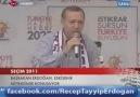 Başbakanımız Eskişehir Mitinginde Halka Hitap Etti.