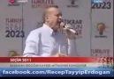 Başbakanımız Kayseri Mitinginde Halka Hitap Etti.