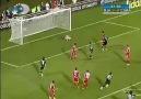 Besiktas -CSKA Sofia Goal - Kleberson