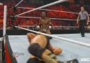 Booker T vs. Jack Swagger [6/6/11 WWE RAW] [HQ]