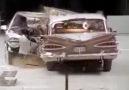 1959 - CHEVROLET  ile 2009 - CHEVROLET çarpışırsa ( ! )