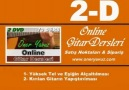 2-D  Online Gitar Dersleri-Öner Yavuz [HQ]