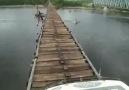 Dünyanın en tehlikeli köprüsü