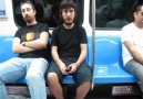 Feyyaz metroda 1