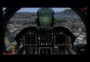 F-16 Hong Kong Kai Tak Landing [HD]
