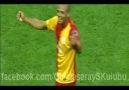 Galatasaray - Eskişehirspor 2-0 Gol Felipe Melo