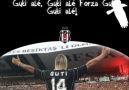 Guti alé, Guti alé Forza Guti Guti alé! Forza Beşiktaş !