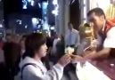 Japon maraş dondurması almaya kalkarsa xD