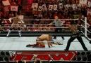 John Cena & CM Punk vs The Awesome Truth - [19/09/2011] [HQ]