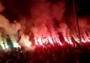 Karşıyaka'mızın 100. Yıl Kutlamaları Meşale Show