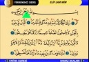 Kur'an Öğreniyorum/Görsel, Anlatımlı 22. Ders Elif Lam Mim