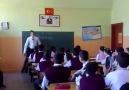Memleketimin öğretmeyi bilen öğretmenlerinden biri :))