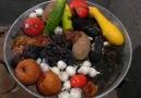 Meyve ve Sebzelerin Çürümesi.