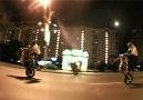 Moskova Gazcıları Caddelerde.