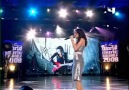 Nancy Ajram _ Bitfaker Fi Eih (mükemmel performans) [HQ]