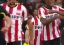 PSV Eindhoven 1-0 Legia Warszawa / GOL