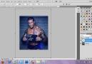 Resmi Yazıyla Doldurmak !  Photoshop [HD]