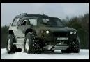 Rus yapımı çılgın off-road aracı...