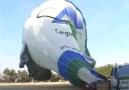 Sıcak Hava Balonları Nasil Çalışır?