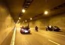 Subaru Impreza İle Mobilet Yarışı !