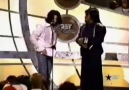 The king of pop and the godfather of soul