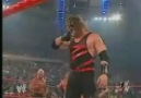 Triple H vs Kane (Title vs Mask) Part2