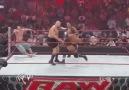 Triple H vs Randy Orton vs Big Show vs John Cena [HQ]