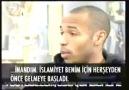 ÜNLÜ FUTBOLCU HENRY'DEN İSLAM'A DAVET ! PAYLAŞ