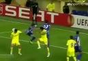 Villareal 2 - 2 FC Porto / Gol ; Capdevila [HQ]