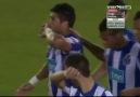 Villareal 1 - 1 Porto / Gol ; Hulk [HQ]