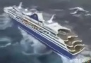 Yolcu gemisinin ölümle yaşam arasındakı ince çizgisi...!