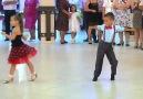 Young Kids Rock Ballroom Dancing [HQ]