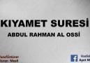 AbdurrahmanElUssi -Kabe İmamı- le 21 avril 2018