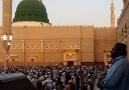A clip of Eid Salah in Masjid an-Nabawi yesterday led by Sheikh Qasim.