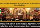 Adem'den Hatem'e kadar Bütün Peygamberlere Yardım Eden Kimdir ?