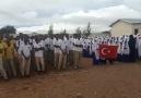 Afrikadaki okullardaMehmetçiğimize... - Sivas İmam Hatipliler