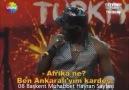 Afrika Ne BEN ANGARALIYIZ GARDAŞ :)