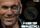 After just ten months out Zinedine Zidane is back as Real Madrid C.F. manager!