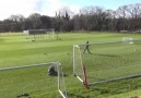 A full goalkeeper training session with loads of ideas for coaches