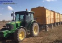 Agro Machinery - Jhon deere 5720-50 tons of beets Facebook